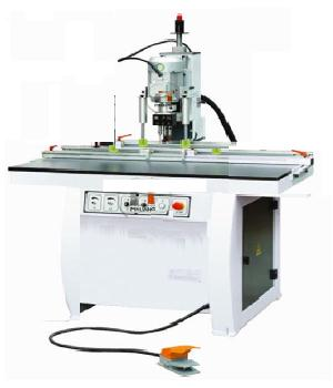 Single Drills Hinge Boring Machine