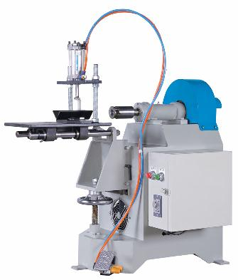 End Knurling, Tapping Machine