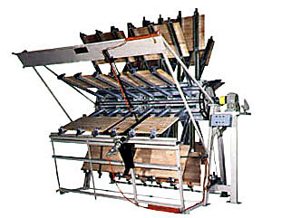 3.3' x 8' 8 SECTION CLAMP CARRIER