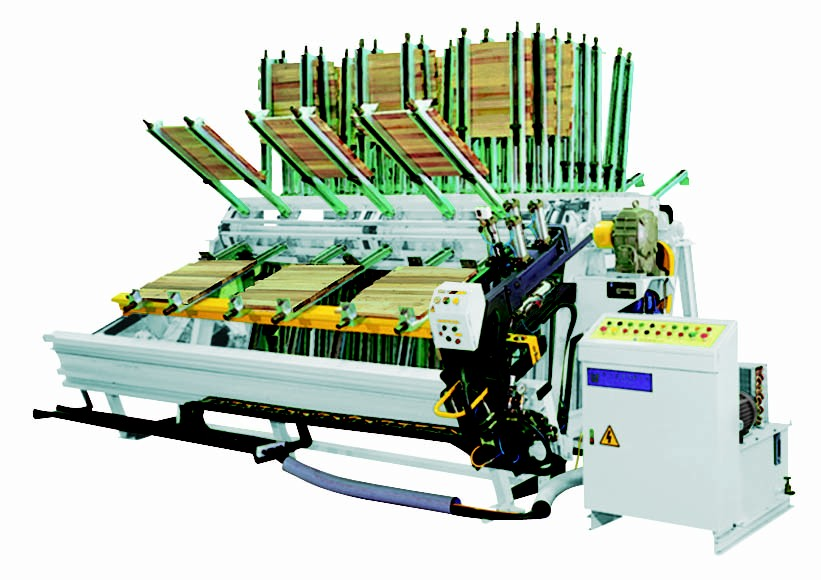 """44"""" x 100"""" 40 SECTIONS AUTO CLAMP CARRIER"""