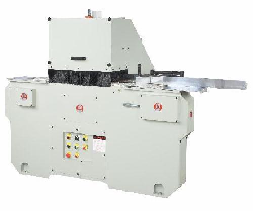 1 Cutter Shaper Feed Through Machine
