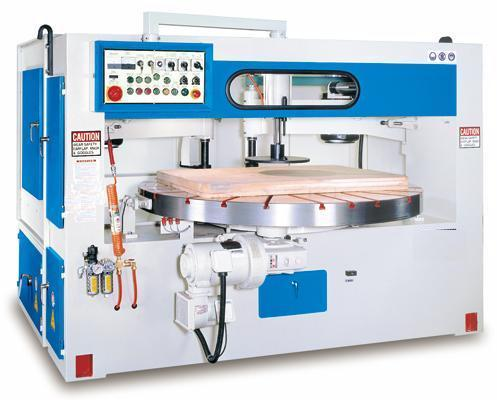 "a. 100"" 2 HEAD COPY SHAPER"