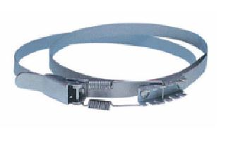 Collector Steel Bag Clamping Strap