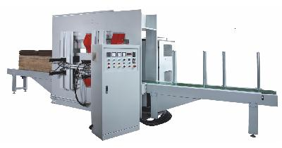 "6"" x 118"" Stile, Rail, Flooring High Frequency Press"