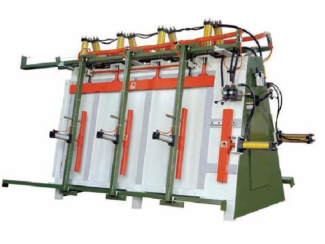 4' x 8' Hydraulic Press Table (1 Side)