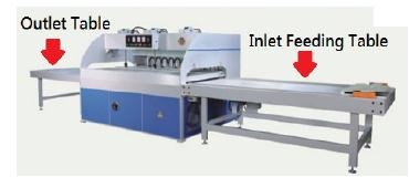 4' x 8' High Frequency Auto  Wood Board Joining Press