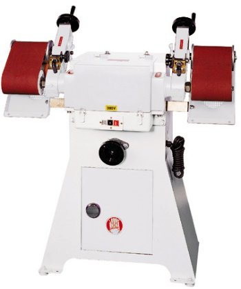Brush & Pneumatic Drum & Belt Sander