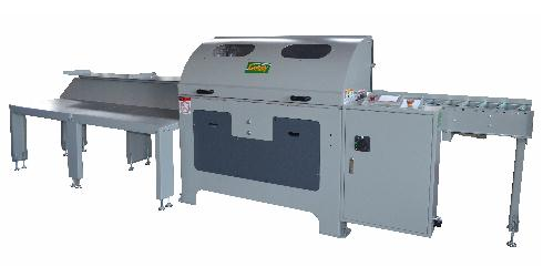 Feed Through Auto End Matcher / Tennor / Finger Jointer