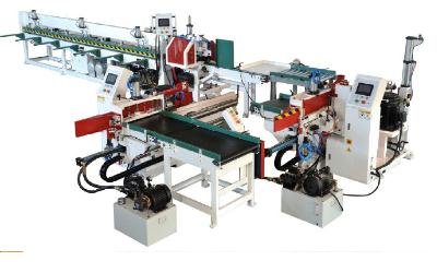 "6"" x 244"" Auto Finger Joint Production Line"