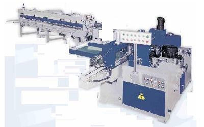"Semi-Auto 6"" x 102"" Finger Jointer Line"