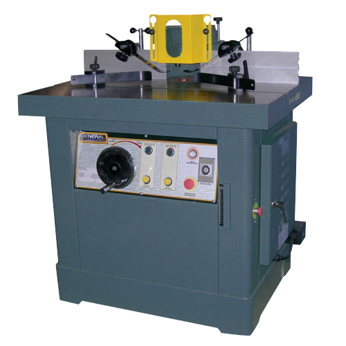 "1"" Tilting Spindle Shaper"