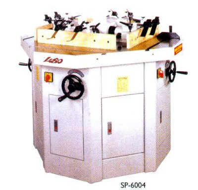 4 Side 4 Spindle Shaper