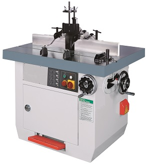 "1-1/4"" Industry Shaper (Tilting Spindle & Sliding Table))"