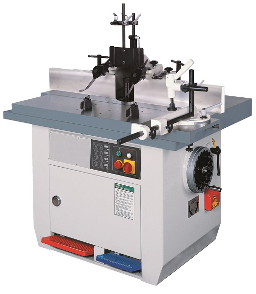 "1-1/4"" Industry Shaper (Sliding Table)"
