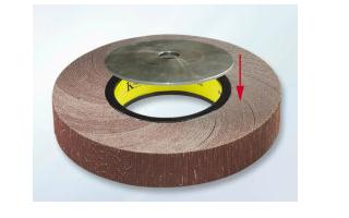 Profile, Moulding Sanding Wheel