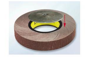 Profile, Moulding Sanding Wheel