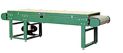 2' W x 8' L Cool Down Conveyor