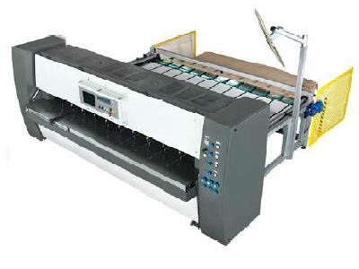 Cross-feed Veneer Splicer