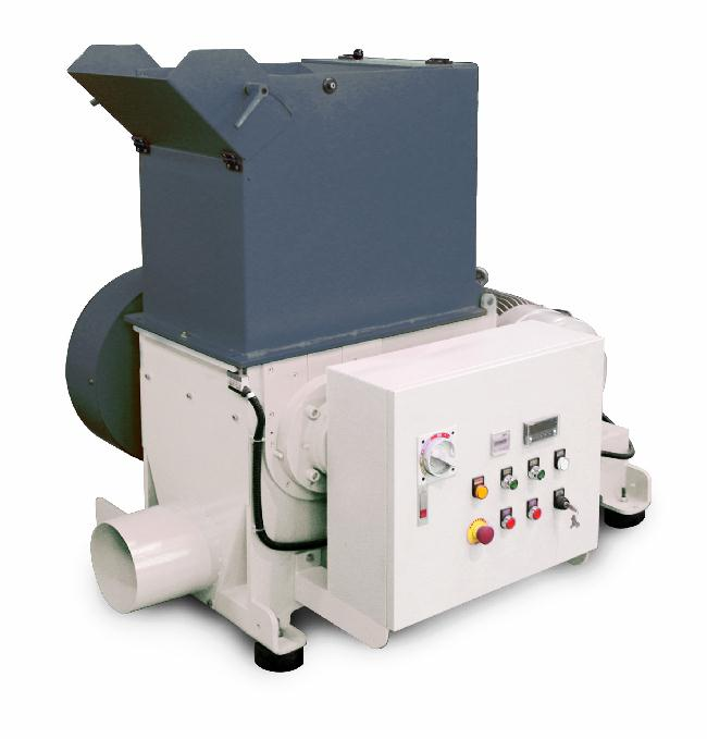 "15"" x 4"" 20 HP Vertical Wood Grinder / Crusher"