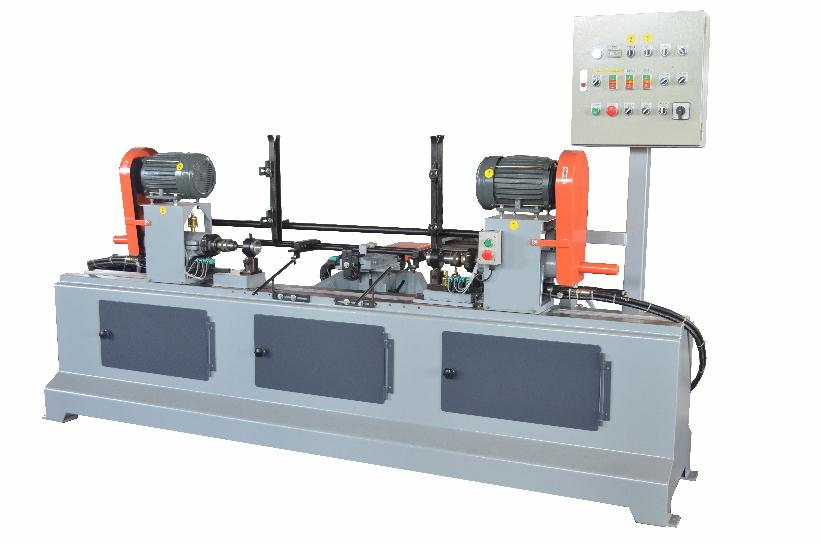 Automatic Double End Chucking & Threading Machine