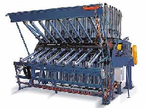 4' x 8' 20 SECTIONS SEMI-AUTO CLAMP CARRIER