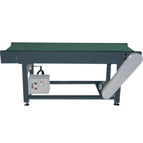 4' W x 8' L Power Conveyor