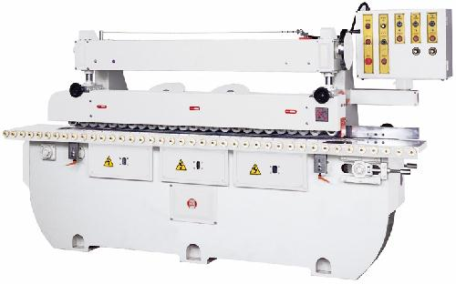 Single End Tenoner (One Saw, One Shaper)