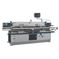 "86"" Auto Raised Panel Door Shaper"