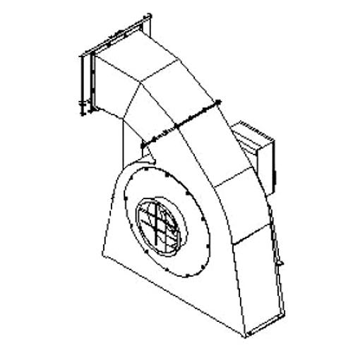5 HP Blower