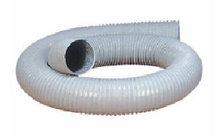 "Flex Hose 4"" per FT"