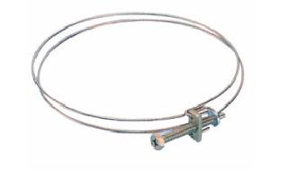 Hose Clamp 4""