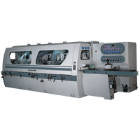 "a. 12"" 5 Spindle Super Duty Moulder"