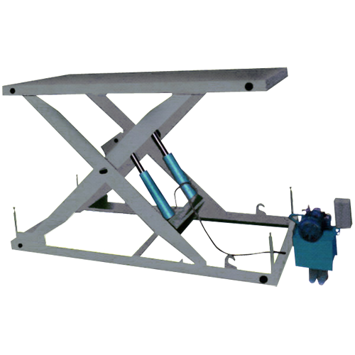 4' x 8' Hydraulic Lift Table