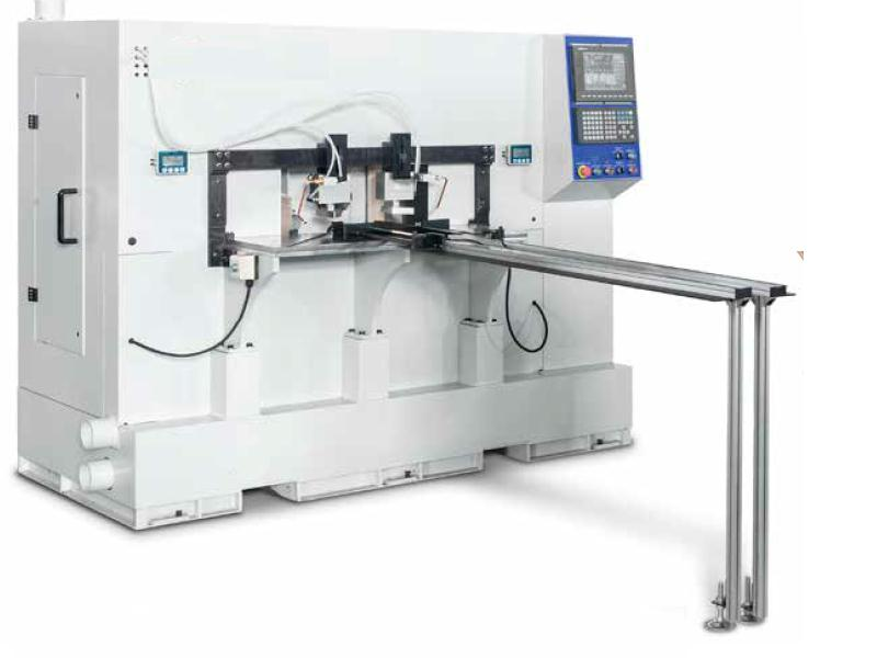 CNC Miter - Mortise / Tenoner Mutiple Function Machine