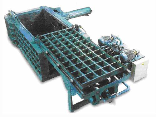 100 Ton Scrap Metal Press