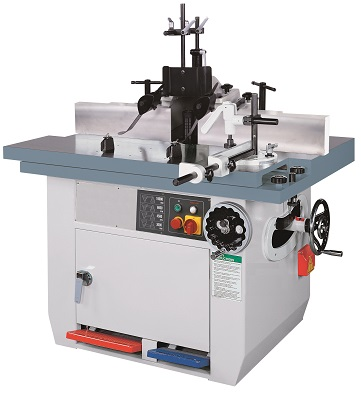 "1-1/4"" Industry Shaper (Tilting Spindle & Sliding Table)"