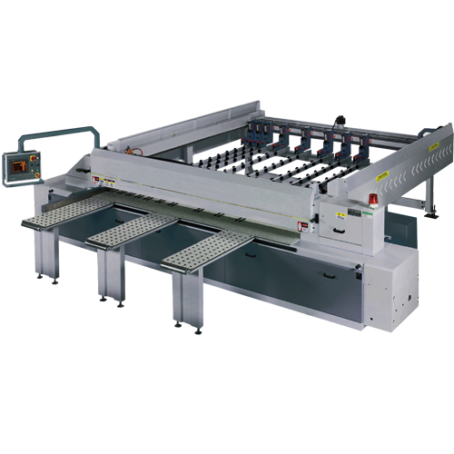 10' CNC Gripper Panel Beam Saw Heavy Duty