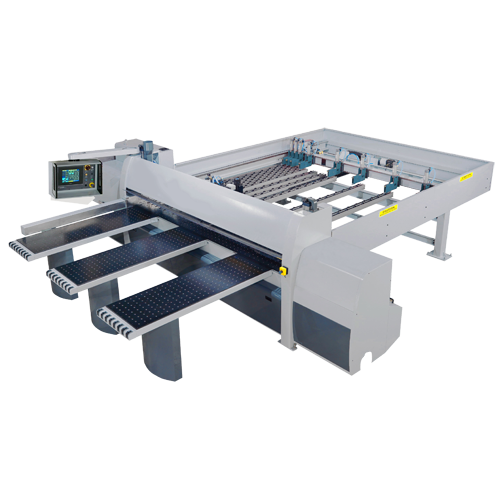 10' CNC Gripper Panel Beam Saw